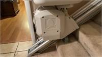 "Acorn 130 Power Stair Lift, 87"" Track"