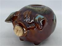 Hull Corky Pig Bank
