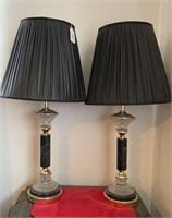 2 - Black Lamps
