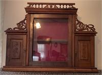 Vintage Table Top Display Case