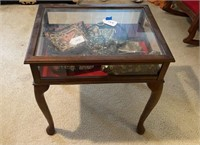 Antique Display Table