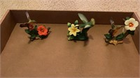 Small Ceramic Hummingbirds