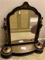 Antique Tabletop Mirror