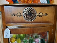 Vintage Curio Cabinet