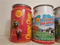 4 - Chupa Chups Lollipop Tins
