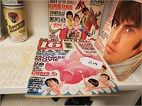 3 - Teen Magazines from 1968-69