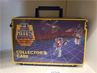 GoBots Collector's Case