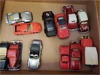 MC Toys 1:39 Scale Die Cast Metal Cars