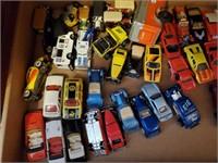 1980's Mattel Toy Cars