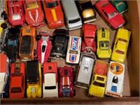 1970's Mattel, Tomico, Hotwheels, & Etc. Toy Cars