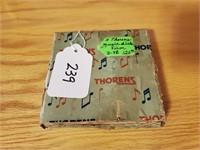 Thoren's Music Box Discs