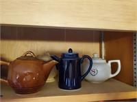 Asst. Teapots
