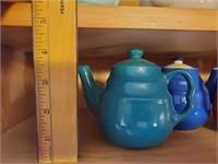 Asst. Universal Cambridge Oven Proof Teapots