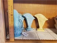 Rustic Line McCoy Vases