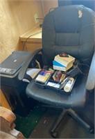Office Supplies, Paper Shredder, etc.