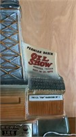 Jim Beam Decanter, Oil Show