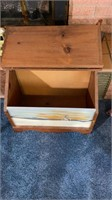 Rustic Kindlin' Box