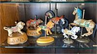Misc. Carousel Animals