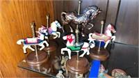 5 - Carousel Horses