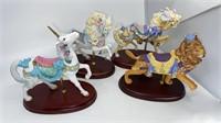 4 - Lennox Carousel Animals