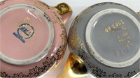 7 - Hall Teapots, Pastel