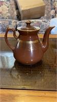 2 - Hall Teapots, & Wild Castle Teapot