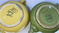 5 - Hall Teapots, Assorted Colors