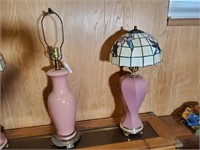 3 - Pink Lamps