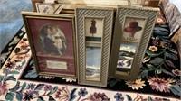 Misc. Framed Prints & Mirror