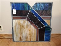 2 - Stained Glass Panels