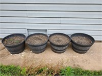 4 - Planters