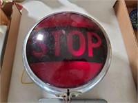Vintage Stop Light, Schioetz Tonometer