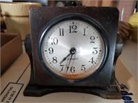 Antique Wind-up Clock, Watch, Pocket Knife
