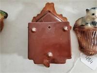 Cuckoo Clock Wall Pockets