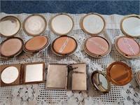Fifth Rex Avenue Powder Compacts