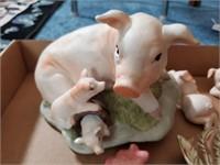 Barnyard Figurines