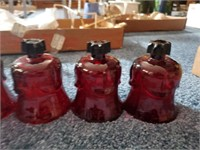 4 - Collectible Plates, Votive Candle Holders