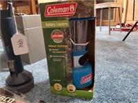 Coleman Lantern, Zebco Fishing Reels, Flashlight