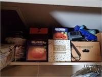 Contents of Top Shelf