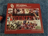 OU History Book, Tie, Wallet, License Plate
