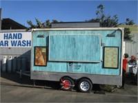 Mobile On Site Kebab/Food Vending  Van