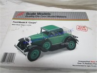 """FORD """"A"""" METAL MODEL"""
