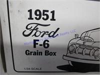 1951 FORD F-6 TRUCK