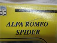 SPIDER ALFA ROMEO