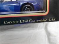 CORVETTE LT-4 CONVERTIBLE