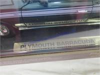PLYMOUTH 1969 BARRACUDA