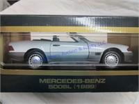 1989 MERCEDES-BENZ