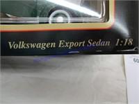 VOLKSWAGON EXPORT SEDAN