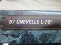 ;67 CHEVELLE L-78