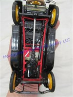 2 PLASTIC MODEL CARS